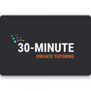 30-Minute Online Class